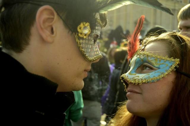 карнавал рим