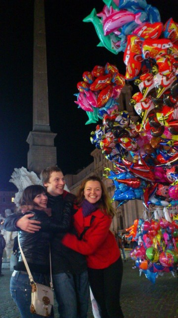 площадь рынок рождество piazza nanova