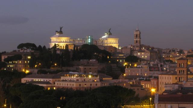 Aventino холм рим