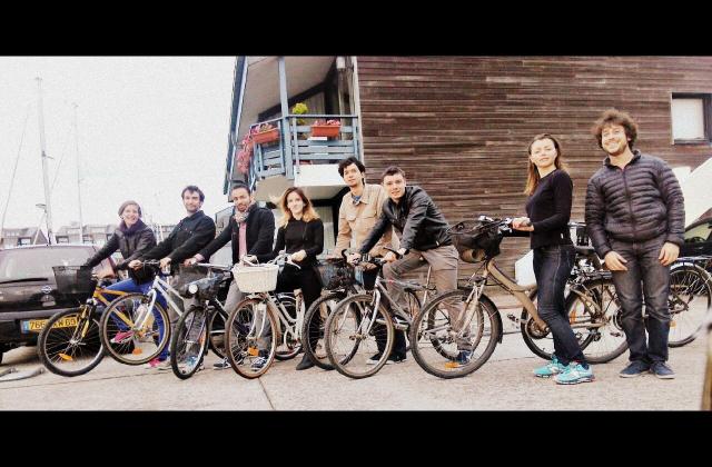 довиль велосипеды