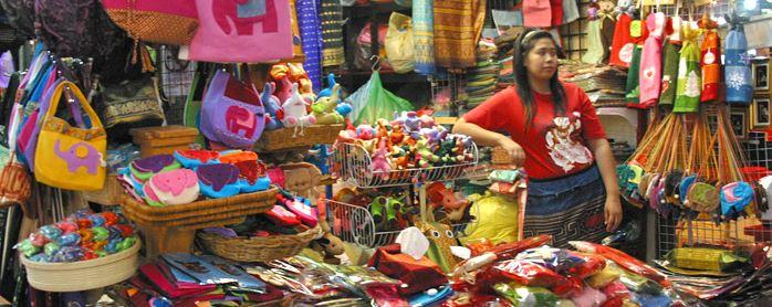 chatuchak рынок бангкок