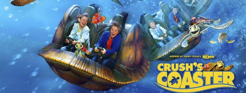 crush's coaster