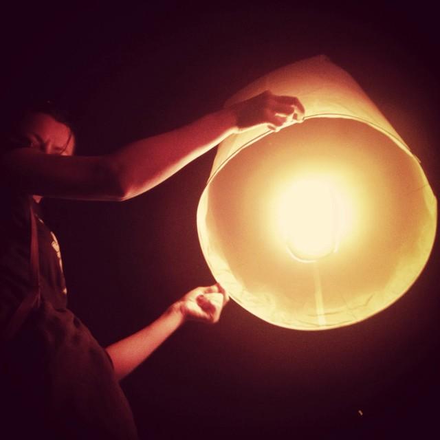 фонари чианг май