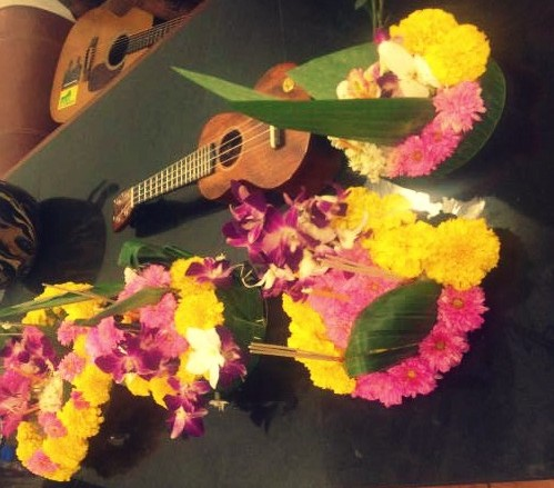 loi krathong цветы