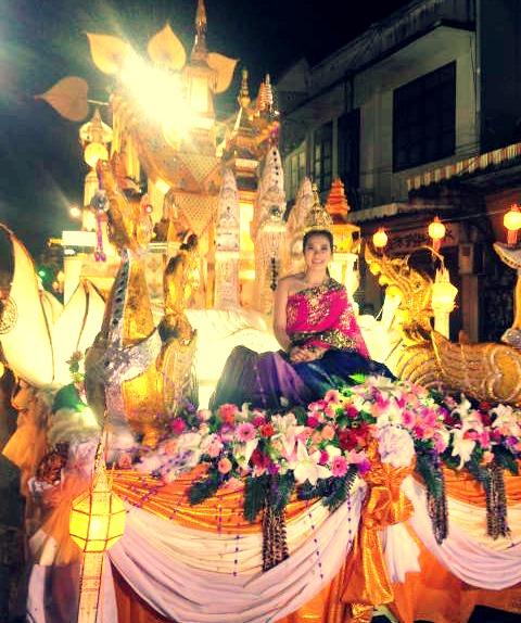 loy kratjong шествие парад