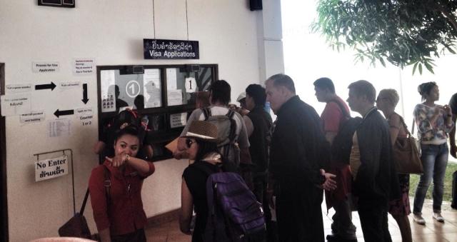 vientiane виза таиланд