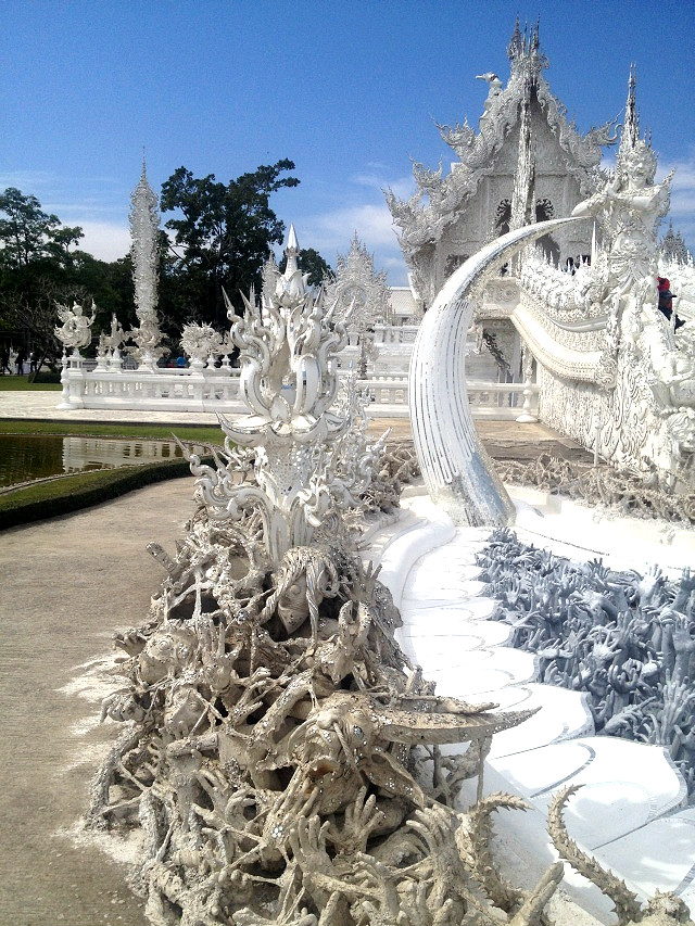 чианг рай храм