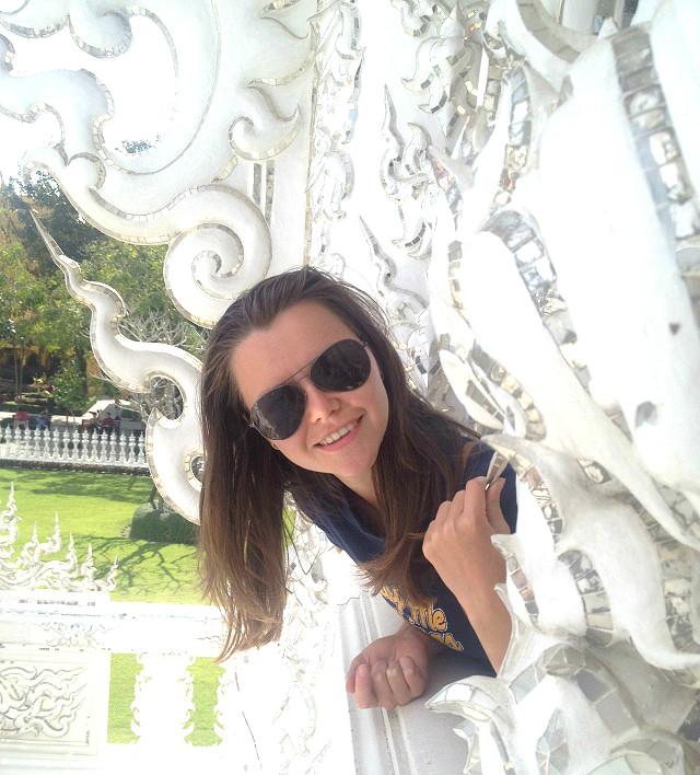 чианг рай белый храм wat rong khum