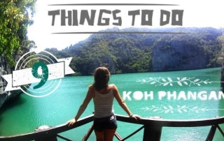 9 things to do on Koh Phangan