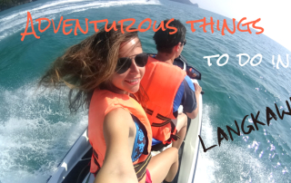 Adventurous things to do in Langkawi