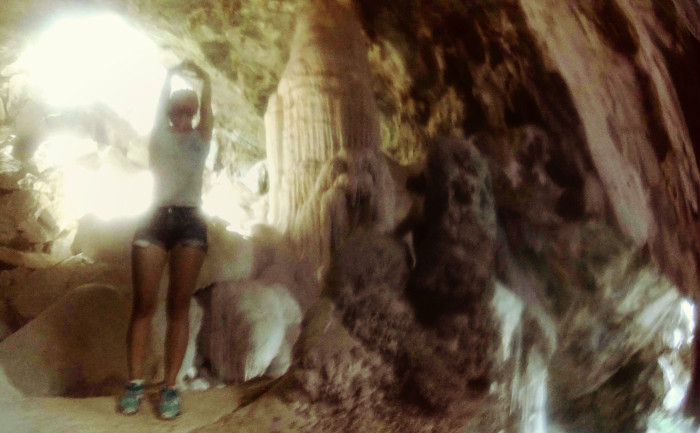 ко панган пещера таиланд