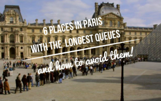 6 PLACES IN PARIS WITH THE LONGEST QUEUES3