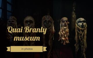 Quai Branly museum, Paris in photos