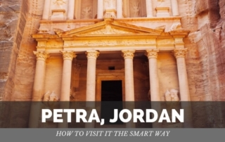 Petra tours – everything you need to know before visiting the Ancient city